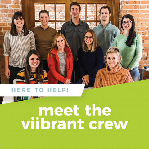 The team behind the Viibrant product