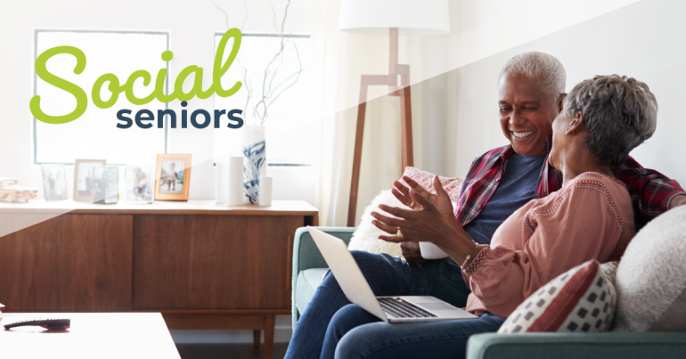 How Seniors are Using Social Media?