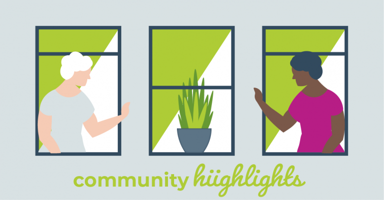 Community Hiighlights