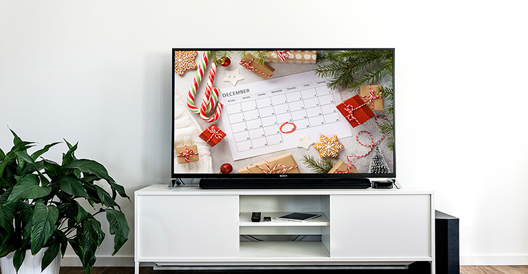 The Case for Digital Signage this Holiday Season